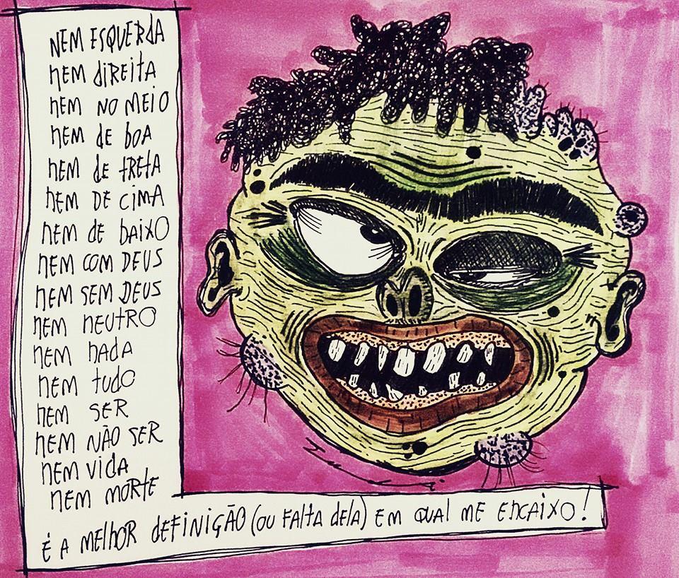 Ilustração - Judá Ramos